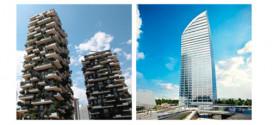 L'edificio oggi e domani