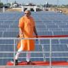 In India il fotovoltaico su terreno più grande del mondo
