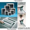 Semplici da installare e veloci da cablare