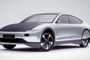 Un'auto solare per il 2021
