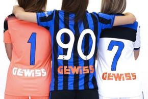 Gewiss e Atalanta: il calcio d'inizio