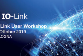 Appuntamento a Bologna con IO-Link User Workshop