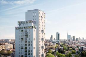 Domotica BTicino integrata Alexa per la Torre Milano