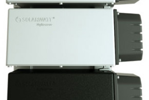 Partnership Solarwatt -E-Lab Eurosatellite