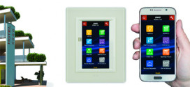 Gestione camera tramite touch-screen