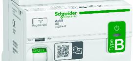 Gamma di differenziali Acti9 iID di tipo B di Schneider Electric