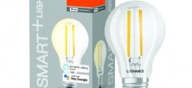 Nuova gamma di lampadine e apparecchi di illuminazione