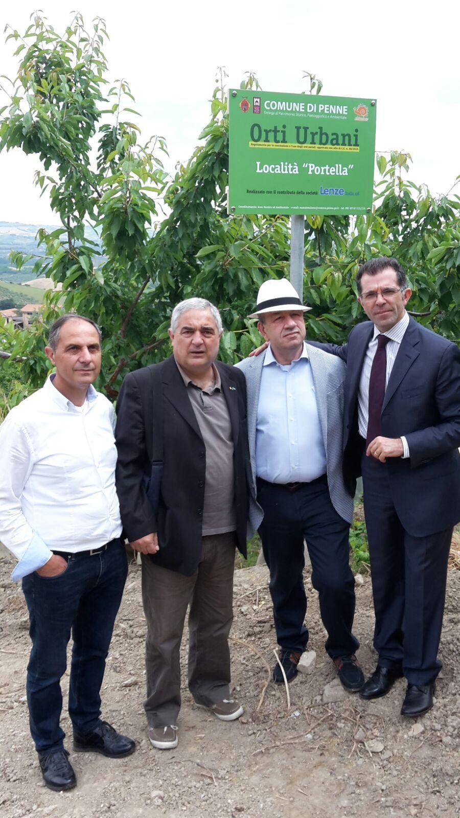 Enzo Di Simone, Daniele  Toppeta,Sergio Vellante e Rocco  D'Alfonso(FILEminimizer)